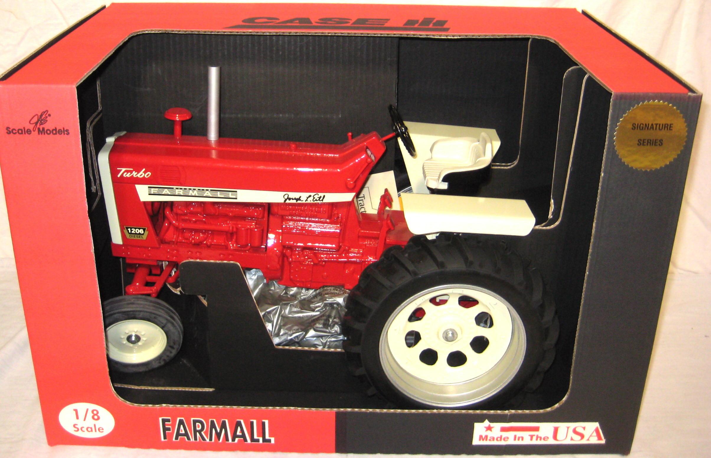 FARM TOY AUCTION